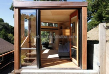40ft Modular single shipping container homes prefab container houses