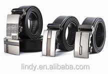 2015 Fashion Automatic Buckle Men's Belt LD-BE8012 Men's Genuine Joker Leisure Business Leather Belt Wholesale