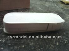 concrete USB prototyping mould by Industrial Man