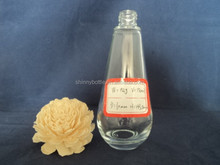Oil bowling glass bottle 150ml wholesale