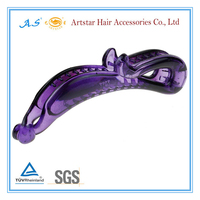 Artstar unique hair accessories banana clips