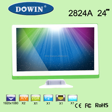 manufacture wholesale OEM nice quality warranty home video 2015 Fashion Design New Products HD 24 Inch LED TV Cheapest Price