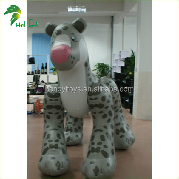 Giant Inflatable Leopard Decoration