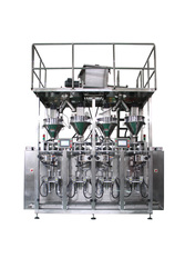 four head juice candy powder packaging machines manufactures
