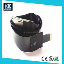 SD Cable SDHC SD Cable Card Reader Flex Zip Cable Cord Extension Adapter for GPS DVD LED