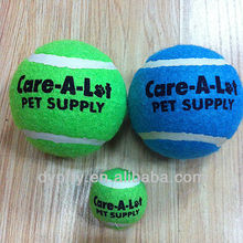 Blue Tennis Balls for Dogs