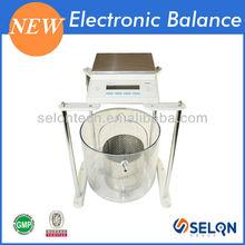 SELON TP21001J equilibrio electrónico hidrostático, medibles CUALQUIER DENSIDAD DEL LÍQUIDO