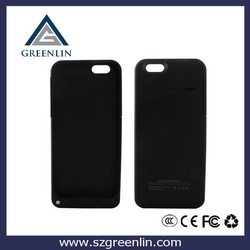 18 months Warranty External Charger Battery Pack Case for Iphone 6