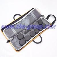 Fashionable hot sell jade stone massage set heating bag warmer