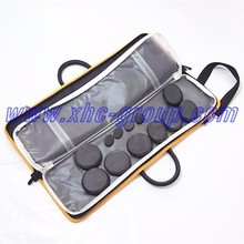 Fashionable hot sell jade stone massage set heating bag warmer