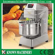 Double Speed 10kg spiral cake dough mixer/electric dough mixer with cheap price