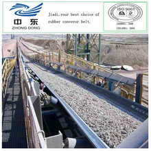 ISO9001:2008 general Fabric conveyor belt