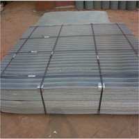 square wire mesh fencing for dog/ diamond mesh fence wire fencing