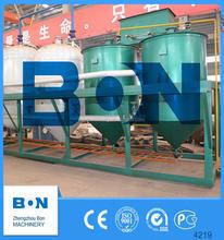 3t-1000t/d corn germ continuous oil refining plant edible oil refinery machine vegetable oil refinery line