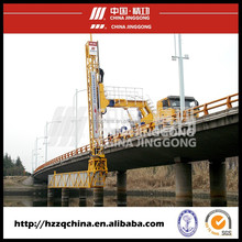 High-altitude operating bridge-inspection Platform,tracked vehicles for sale,china small electric vehicle