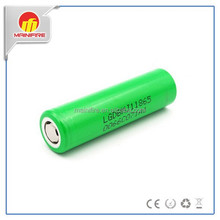 New Arrival LGMJ1 18650 in Stock 3500mAh High Drain 10A Rechargeable Batteries