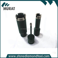 Granite M14 Thread Sinter Dry Diamond Core Drill Bits