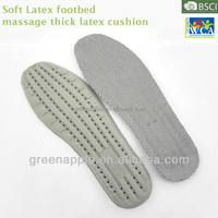 China Sole Comfort Latex Shoe Sole Wholesale Cushion Inserts Innersoles