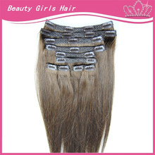 Top selling products in alibaba hair extension clip in,hair extension double drawn weft, wholesale human hair extension