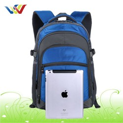 High quality waterproof travelling backpack laptop bags