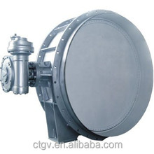 Large Size Vacuum Control Butterfly Valve