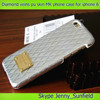 Fashion MK phone case ultra thin leather skin case for iphone 6 plus 4.7, for iphone 6 plus case MK