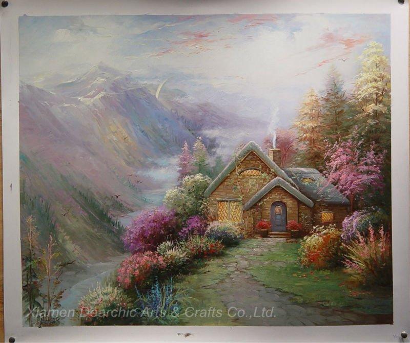 Galeria De Pintura Al Oleo: Galería De Pintura Al óleo-Pintura Y Caligrafía
