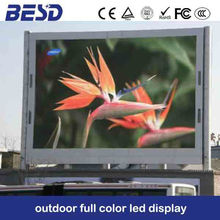 2015 new product fix install LCD TV / P4 smd 2121 LED dispaly media wall screen