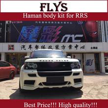 Body kit for range rove sport 2010-2012 year. fiber glass material. Haman body kit for rang rover sport. Best Price!!!!!!!!!