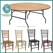 2015 new design wood folding table for sale