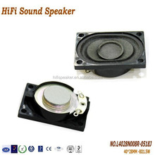 40*28MM 8OHM 1.5W 2.0 Laptop Internal Speakers for Computer