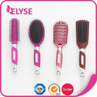 Plastic Paddle Boar Bristle Hair Brushes Wholesale