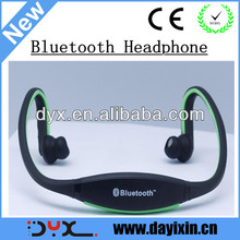 2015 MP3 Stereo Bluetooth Headset Sport