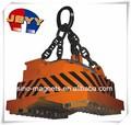 Electro Elevador de imán para elevar restos de acero