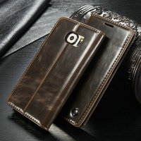New Product for Samsung A7 wallet leather case cover/high quality for Galaxy A7 wallet pouch