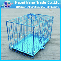 Factory customized Wholesale Wire dog cage / Metal Pet Cage