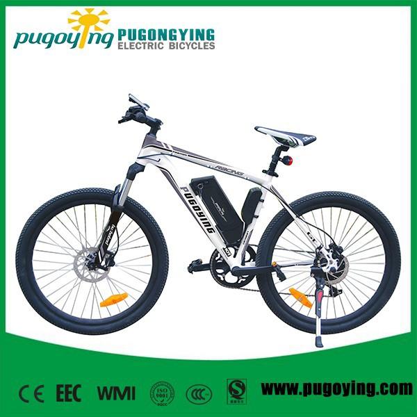 เจ้อเจียงที่นิยมขายจักรยานไฟฟ้าไฮบริดที่มีคุณภาพสูง