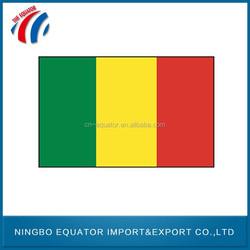 Customized national flag air freshener for office