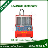 Top Quality Launch CNC602a Injector Cleaner and Tester With Ultrasonic Cleaners CNC602a