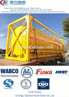 popular oil tank container,20 ft or 40 ft, generator diesel fuel tank