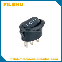 FILSHU 2015 the latest black 16a rocker switch 250v t125 T85 for coffee machine