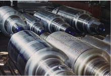 high carbon mill roll, rolling mil rolls, chilled cast iron roll