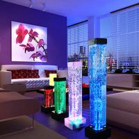 led water bubble light tubes