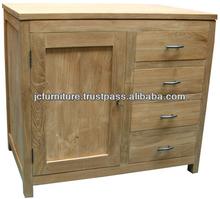 Teak Indoor Furniture Buffet Sideboard Indonesia Wood Furniture Supplier