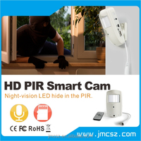 Pre-motion Record, Remote Control, HD PIR CCTV Camera System Security Camera System