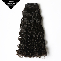 VV Hair Weave Best Selling Products Unprocessed Virgin Brazilian Curly China Hair Extensions
