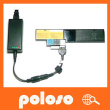 2012 hot sale new exterbal laptop battery charger for Dell X300, 8510, 700M, 630, 640, 1520, 1420, 1100
