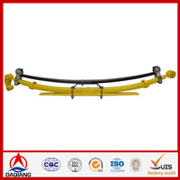 Trailer Parts multi leaf spring for coaches