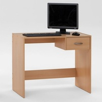 Classic design wooden home internet cafe computer desk