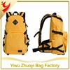 Waterproof Nylon Coated Hiking Backpack,Travel Backpack with Waist Support